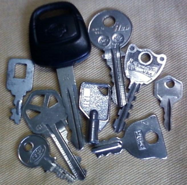 CFND Keys Logo