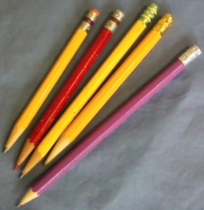 CFND Pencils Logo