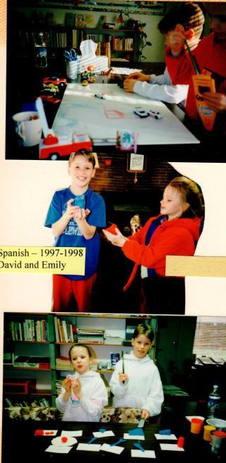 Spanish - David and Emily